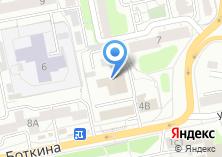 Компания «Иркутская межобластная ветеринарная лаборатория» на карте