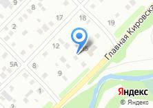 Компания «Еврогаз-38» на карте