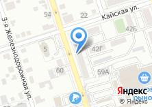 Компания «Маркин С.В.» на карте