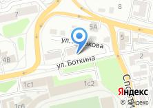 Компания «Иркутский центр КМД» на карте