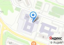 Компания «Обедыч» на карте