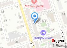 Компания «Багетная мастерская Ирины Алферовой» на карте