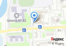 Компания «Арена-АВТО» на карте