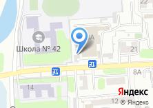 Компания «БайкалГАЗсервис автоцентр официальный дилер Lifan» на карте