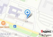 Компания «Клуб каратэ Сетокан» на карте