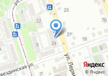 Компания «Восток-Сервис-Иркутск» на карте