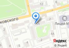 Компания «Общественная приемная депутата Иркутской городской Думы Жария Д.И.» на карте