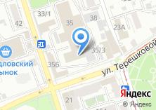 Компания «Иркутская областная федерация спортивного пейнтбола» на карте
