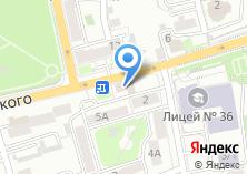 Компания «Городской шахматный клуб г. Иркутска» на карте
