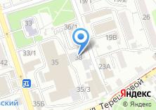 Компания «Федерация шейпинга г. Иркутска» на карте