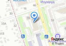 Компания «ЮНИТ МАРК ПРО» на карте