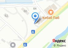 Компания «Интергласс» на карте