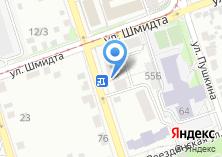 Компания «Тетрадон» на карте