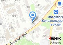 Компания «Русская изба» на карте