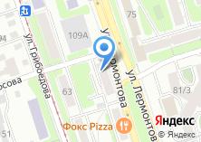 Компания «Общественная приемная депутата Молодежной Думы г. Иркутска Дудина М.В.» на карте