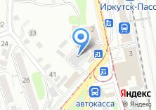 Компания «Адвокатский кабинет Ананьевой Е.А» на карте