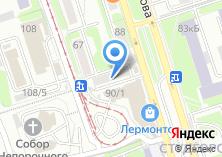Компания «ТсПК» на карте