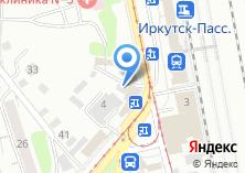 Компания «Витим» на карте