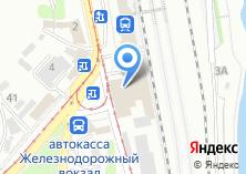 Компания «Тесис Тур» на карте