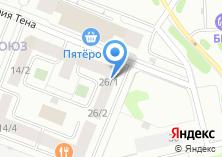 Компания «Разливной Переулок» на карте