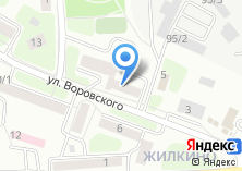 Компания «Типография-ирк.рф» на карте