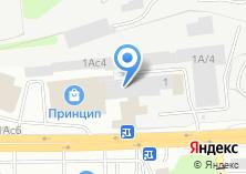 Компания «Управляй.Ру» на карте