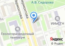 Компания «Экспертно-консультационный центр по ДТП» на карте