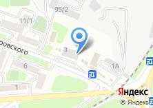 Компания «Лакомка» на карте