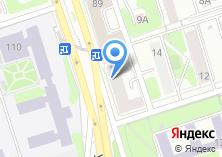 Компания «2000 Мелочей» на карте
