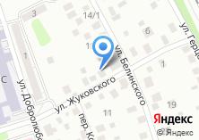 Компания «Упак-опт» на карте
