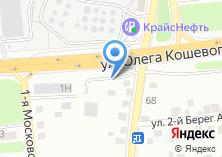 Компания «ВостСибКом» на карте