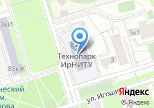 Компания «Байкал IT» на карте