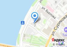 Компания «ФБМ Проект» на карте