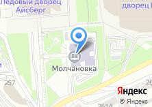 Компания «Сибдом» на карте