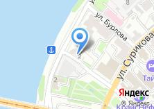 Компания «Регион-Сибирь» на карте