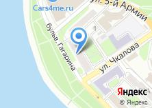 Компания «БайкалИмпортГрупп» на карте