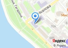 Компания «ИГУ» на карте