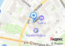 Компания «Служба по охране объектов культурного наследия Иркутской области» на карте