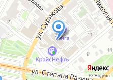 Компания «ЮрГид» на карте