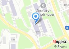 Компания «НТК форклифт» на карте