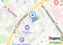 Компания «ИнтерСтройСервис» на карте
