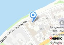 Компания «БайкалСтройРесурс» на карте