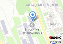 Компания «Спецпроект» на карте