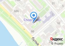 Компания «Локомотив база отдыха» на карте