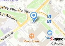 Компания «Адвокатский кабинет Бачурина А.М» на карте