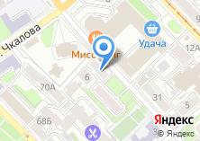 Компания «КофеМаг» на карте