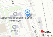 Компания «Иркутский гидрометеорологический техникум» на карте