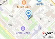 Компания «Федерация пейнтбола Иркутской области» на карте