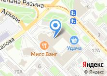 Компания «ОКНА ШУКО торгово-монтажная компания» на карте