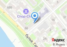 Компания «Байкар» на карте